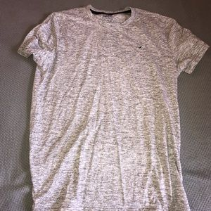 Hollister M shirt gray